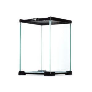 """HabiStat Mini Glass Terrarium, 20 x 20 x 30cm (8 x 8 x 12"""")"""